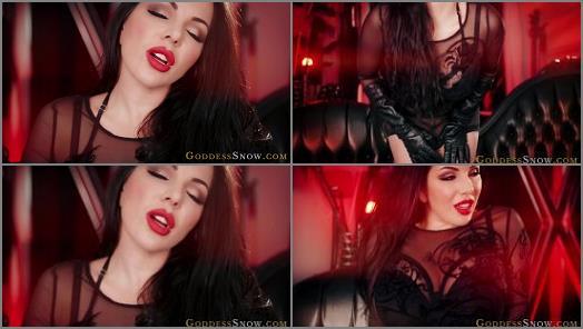 Goddess Snow – Goddess Alexandra Snow – Goddess Worship – Sneak into my room