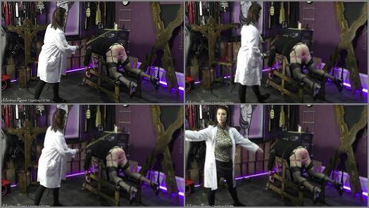 Sissy Training – Mistress Raven UK Dominatrix – The Doctors Orders