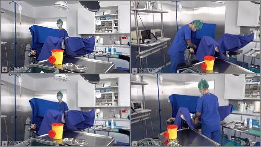Monitoring – Private Patient – Cystoscopy – Part 6 –  Dr.Eve