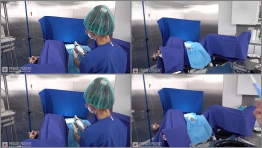Private-patient – Private Patient – Cystoscopy – Part 9 –  Dr.Eve