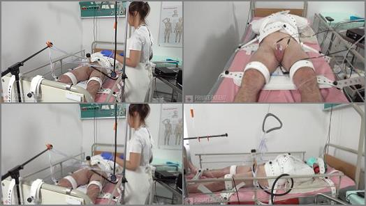 Milking – Private Patient – Straitjacket and Segufix – Part 4-5 –  Dr. Eve