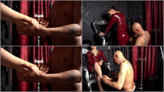 High Heels – Sado Ladies – Stupid Oil Slave – BRANDNEW –  Lady Iveta