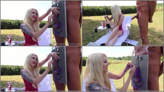 Female Domination – The English Mansion – Cruel Summer – Part 2 –  Princess Aurora