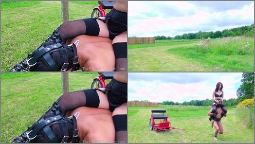 Boots – The English Mansion – Ridden Hard – Complete Movie –  Mistress Lola Ruin