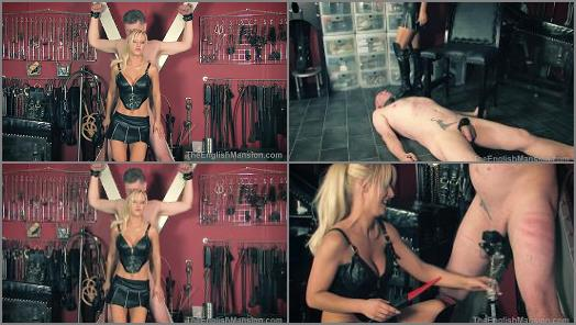 Collar And Lead – The English Mansion – Vixen's Lair – Complete Movie –  Mistress Vixen