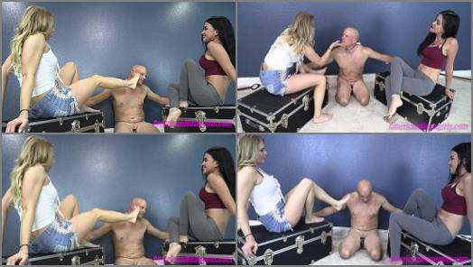 Miss Tiffany 2021 – The Mean Girls – Back Hand The Bitch –  Princess Amber and Miss Tiffany