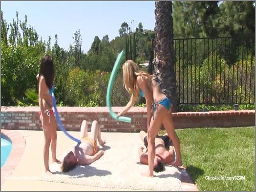 Keep2share – The Mean Girls – Goddess Jousting 1 –  Goddess Randi, Randy Moore