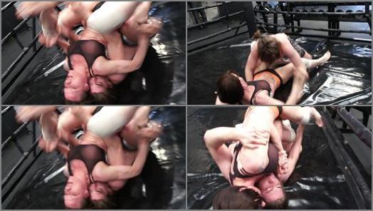 K2s – Mixed Wrestling Zone – BATTLE RING Bout #14 – Zsuzsa Vs. Pablo