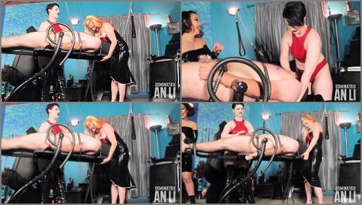 Pussy Licking – An Li's Ass Emporium – Upside-Down Squashing