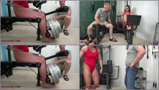 Weight Lifting – Ballbustin' & Foot Lovin' – Ballbusting Science –  Sara Lips